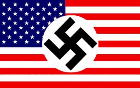 americannaziflag