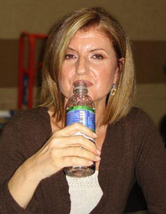 arianna-huffington-bottle