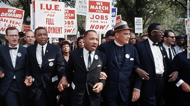 50 Years After The March on Washington, Racism Marches On