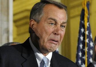 Boehner.Crying