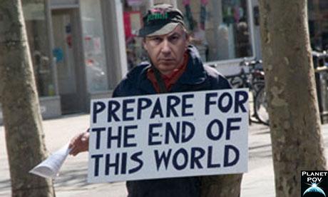 Netanyahu - End Is Near