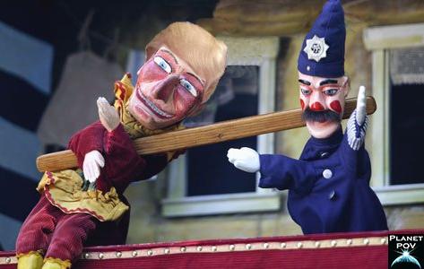 Trump and Judy
