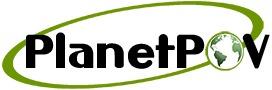 PlanetPOV Logo