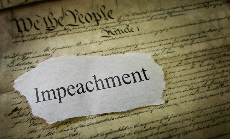 Is This Our Last Chance To Impeach Trump?